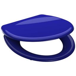 SCHÜTTE WC-Sitz »Dark Blue« Duroplast,  oval mit Softclose-Funktion