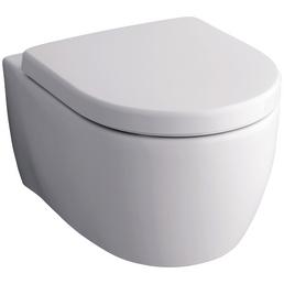 GEBERIT WC-Sitz Duroplast, D-Form mit Softclose-Funktion