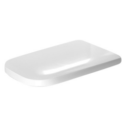 DURAVIT WC-Sitz »Happy D2« Duroplast,  rechteckig mit Softclose-Funktion