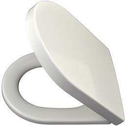 VILLEROY & BOCH WC-Sitz Kunststoff,  D-Form mit Softclose-Funktion