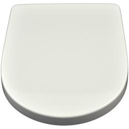 VILLEROY & BOCH WC-Sitz »O.NOVO« Duroplast,  oval mit Softclose-Funktion