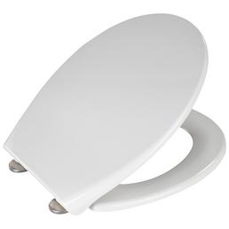 WENKO WC-Sitz »Samos«, Duroplast, oval mit Softclose-Funktion