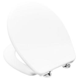 WELLWATER WC-Sitz »TICINO« Duroplast,  oval mit Softclose-Funktion