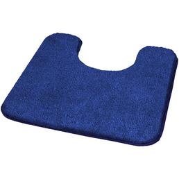 KLEINE WOLKE WC-Vorleger »Wilna«, blau, BxL: 55cm x 55cm