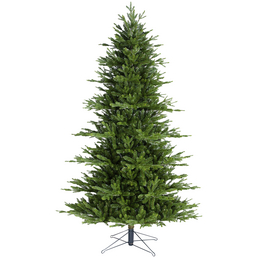 BLACK BOX TREES Weihnachtsbaum Macallan Pine, H 215 cm, D 138 cm, grün