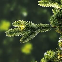 Evergreen Weihnachtsbaum »Roswell Kiefer «, Höhe: 180 cm, grün, beleuchtet