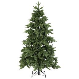 Evergreen Weihnachtsbaum »Sherwood Fichte«, Höhe: 150 cm, grün, beleuchtet