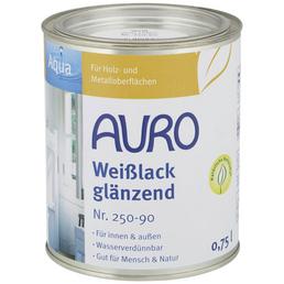 AURO Weißlack »Aqua«, glänzend