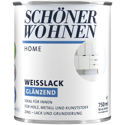 SCHÖNER WOHNEN FARBE Weißlack »DurAcryl glänzend«, glänzend