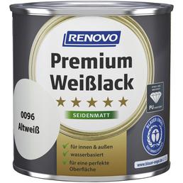 RENOVO Weißlack »Premium«, RAL 0096, seidenmatt
