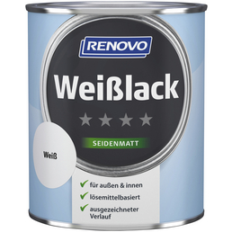 Weißlack »Premium«, seidenmatt