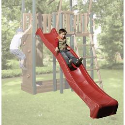 WEKA Wellenrutsche, Kunststoff, rot, geeignet für: alle WEKA-Spieltürme
