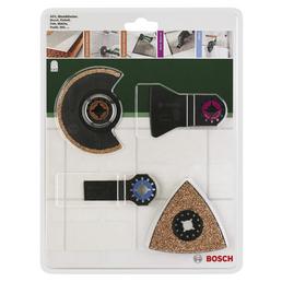 BOSCH Werkzeug-Zubehör-Set »Starlock«, Metall