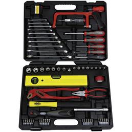 FAMEX Werkzeugkoffer »FAMEX 145-FX-48«, Kunststoff, bestückt