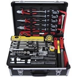 FAMEX Werkzeugkoffer »FAMEX 745-49«, Kunststoff, bestückt