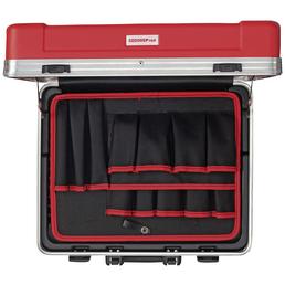 GEDORE RED Werkzeugkoffer, Kunststoff, unbestückt (leer), 1-teilig