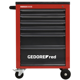 GEDORE RED Werkzeugsatz »MECHANIC«, Metall, bestückt, 129-teilig