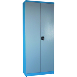 GÜDE Werkzeugschrank, LxBxH: 38 x 77,5 x 193 cm, Blau