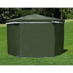 PROMADINO Wetterschutzumhang, BxHxT: 450 x 172 x 1 cm, grün