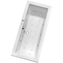 OTTOFOND Whirlpool »Cubic«, für 1 Person, BxTxH: 80 x 180 x 49,5 cm