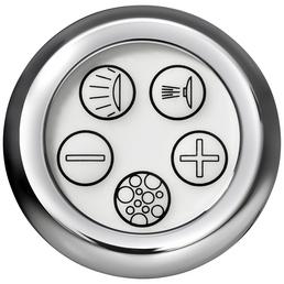 OTTOFOND Whirlpool »Cubic «, für 1 Person, BxTxH: 90x190x49,5 cm