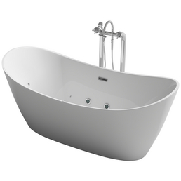 HOME DELUXE Whirlpool, für 2 Personen, BxTxH: 90 x 180 x 72 cm