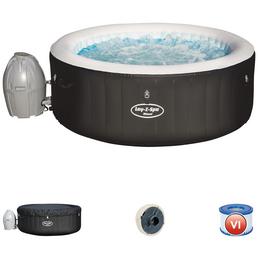 BESTWAY Whirlpool »Lay-Z-Spa«,  rund, Ø x H: 180  x 66 cm