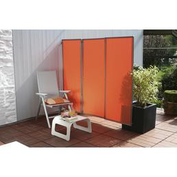 FLORACORD Wind- und Sichtschutz, Aluminium/Polyester, HxL: 170 x 210 cm
