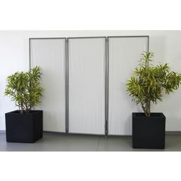 FLORACORD Wind- und Sichtschutz, Polyester/Aluminium, HxL: 170 x 210 cm