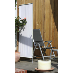 FLORACORD Wind- und Sichtschutz, Polyester/Aluminium, HxL: 170 x 70 cm
