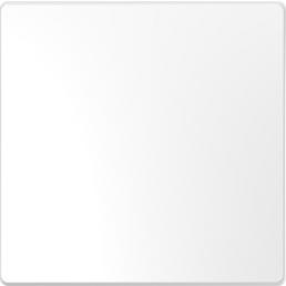 merten Wippe Wechselschalter/Kreuz/Taster, System Design, Thermoplast, Weiß