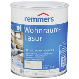 REMMERS Wohnraumlasur, für außen, 0,75 l, weiß, matt
