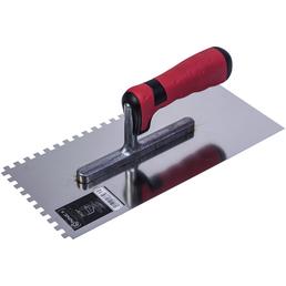 CONNEX Zahnglättekelle, Länge: 28 cm, edelStahl/Kunststoff