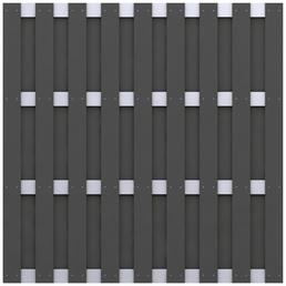 TraumGarten Zaunelement »JUMBO«, Holz-Polymer-Werkstoffe (WPC), LxH: 179 x 179 cm