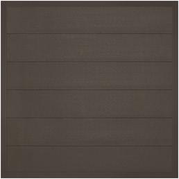 Zaunelement »Moglia«, WPC, HxL: 180 x 180 cm