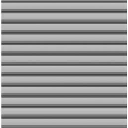 TraumGarten Zaunelement »System Basic Metall«, Metall, HxL: 45 x 180 cm