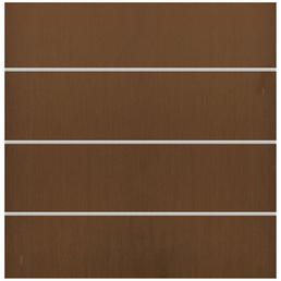 TraumGarten Zaunelement »System Board XL«, Holz-Kunststoff-Verbundwerkstoff, HxL: 180 x 179 cm