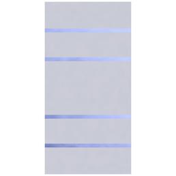 TraumGarten Zaunelement »System GLAS ALPHA«, Glas, HxL: 180 x 90 cm