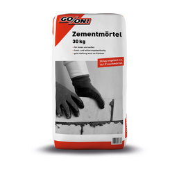 GO/ON! Zementmörtel