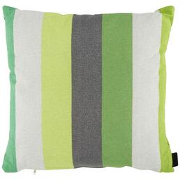 MADISON Zierkissen »Victoria Green«, B x L x H: 50  x 50  x 15 cm