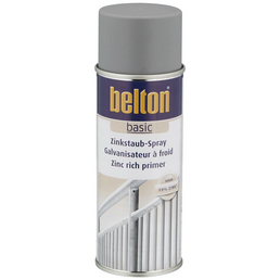 BELTON Zinkstaubspray »Basic«, 400 ml, grau