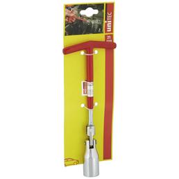 UNITEC Zündkerzenschlüssel, Stahl, Ø 21 mm