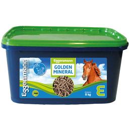 EGGERSMANN Zusatzfutter »GOLDEN MINERAL«, à 8000 g