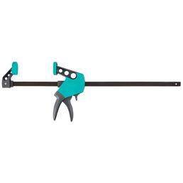 WOLFCRAFT Zwinge, Länge: 50 cm, Stahl/glasfaserverstaerkter_Kunststoff_gfk