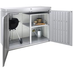 BIOHORT Zwischenboden »HighBoard«, Breite: 97 cm, Stahl, silber-metallic