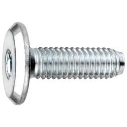 CONNEX Zylinderkopfschraube, 6 mm, Metall